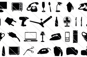 Appliance Vector Icons (33)