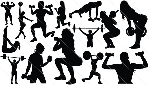 Fitness-Silhouette-Vector (14)